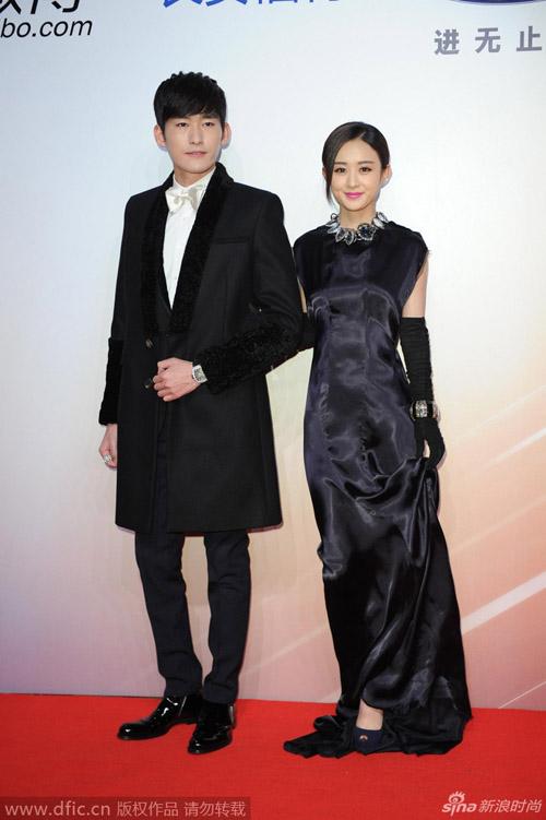 """Triệu Vy trở thành """"biểu tượng thời trang"""" Trung Quốc - 10"""