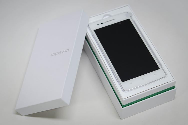 Trên tay smartphone tầm trung Mirror 3 - 1