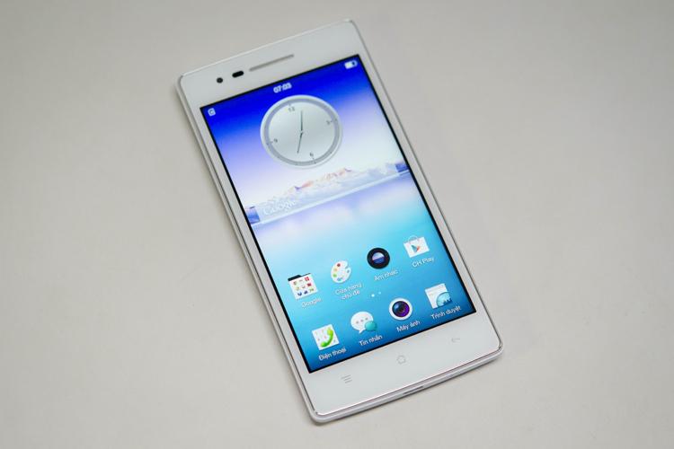 Trên tay smartphone tầm trung Mirror 3 - 9