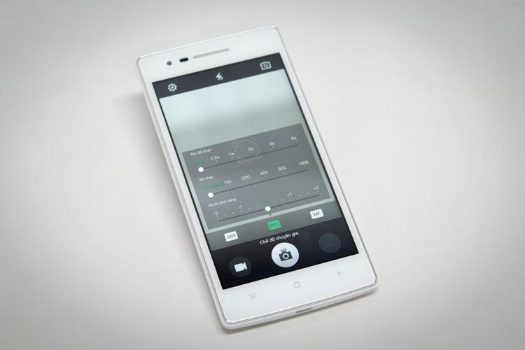 Trên tay smartphone tầm trung Mirror 3 - 10