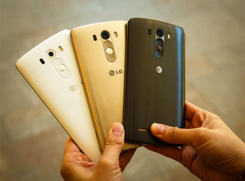 LG G4 sử dụng camera 16MP, chipset Snapdragon 810 - 1