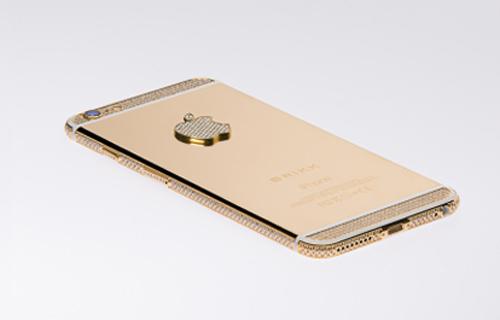 iPhone 6 đính kim cương, mạ vàng giá trên tỷ đồng - 2