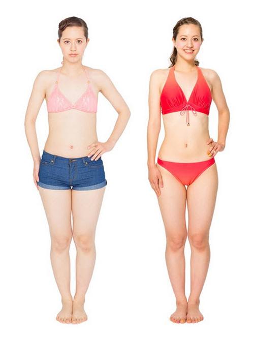 Mỹ nữ Nhật giảm hơn 16 cm vòng eo chỉ trong 1 tháng - 8