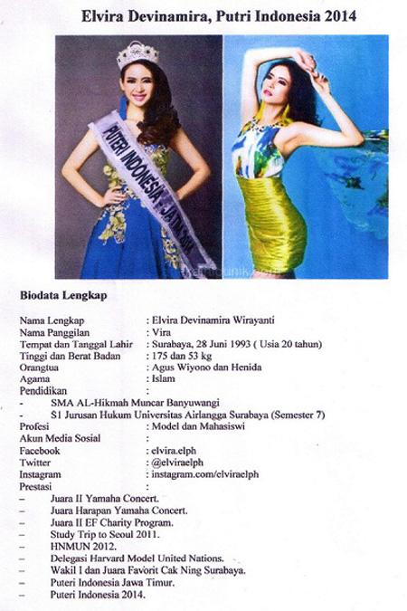 Hoa hậu Indonesia phủ nhận vụ lộ ảnh thân mật - 2