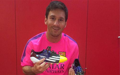"""""""Nhà tài trợ vàng"""" muốn giúp MU chiêu mộ Messi - 1"""