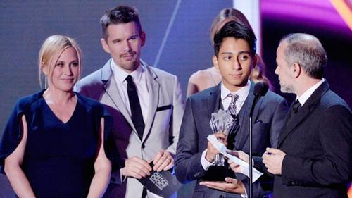 """Birdman"" bội thu tại lễ trao giải Critics' Choice 2015 - 4"
