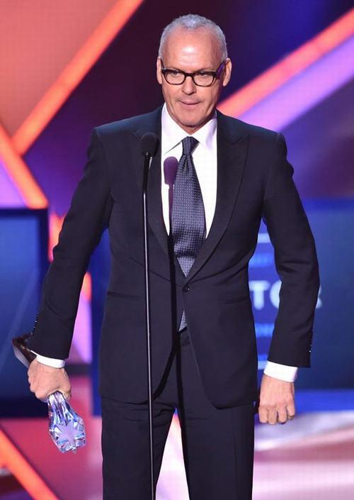 """Birdman"" bội thu tại lễ trao giải Critics' Choice 2015 - 1"
