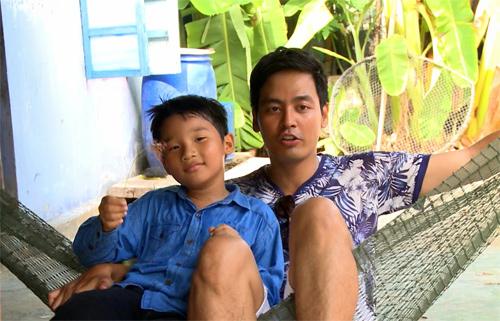 """Minh Khang là """"ông bố ít được yêu thích nhất"""" - 6"""