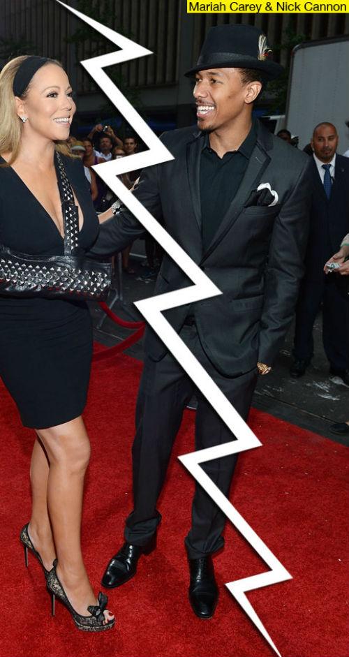 Mariah Carey và chồng chính thức ly hôn - 1