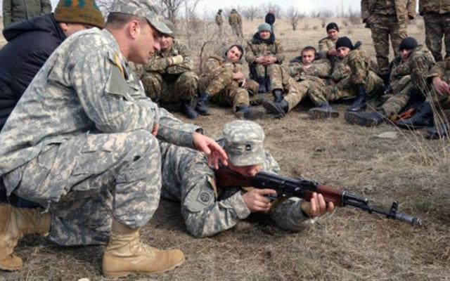 Mỹ cử 400 quân sang huấn luyện phe đối lập Syria chống IS - 1