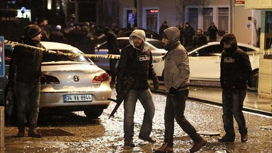 Hé lộ góa phụ chiến binh IS đánh bom tự sát Istanbul - 1