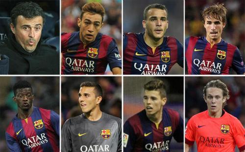 Barca: Hiệu ứng từ sự trỗi dậy của La Masia - 1