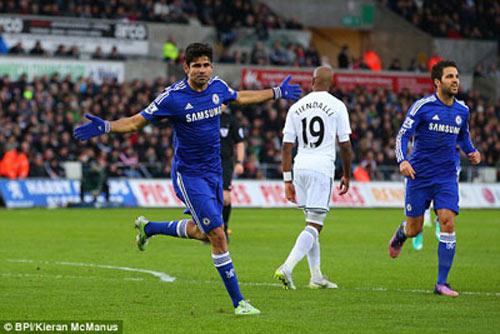 Swansea - Chelsea: Nhiệm vụ bất khả thi - 1