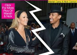 Mariah Carey và chồng chính thức ly hôn