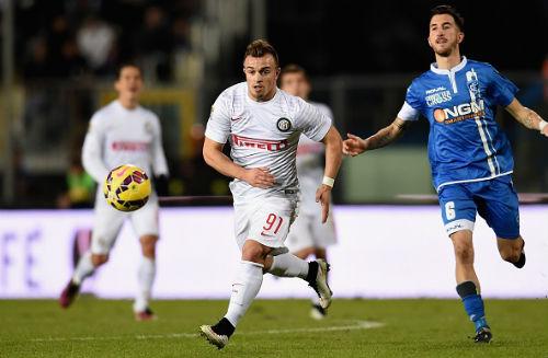 Empoli - Inter: Trở lại mặt đất - 1