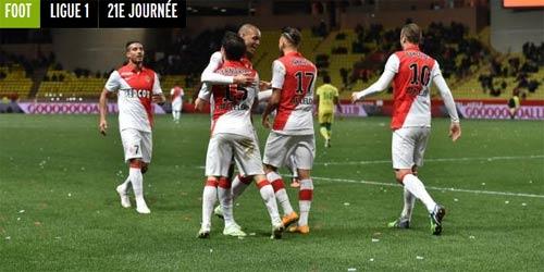 Monaco – Nantes: Niềm vui đến muộn - 1