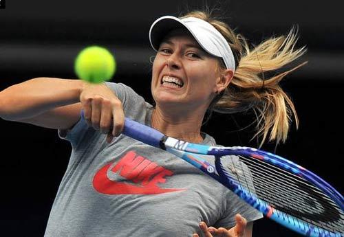 "Australian Open: Sharapova ""hăng máu"", Murray cẩn trọng - 1"