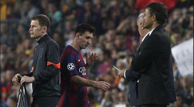 """Deportivo - Barca: """"Đại pháo"""" Messi, Neymar, Suarez - 2"""