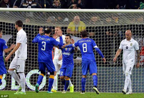 Juventus – Verona: Tiếp nối cơn ác mộng - 2