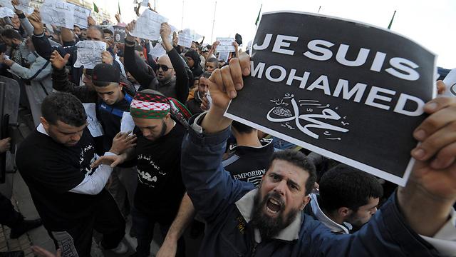 Biểu tình phản đối tạp chí Pháp bùng nổ khắp thế giới - 10