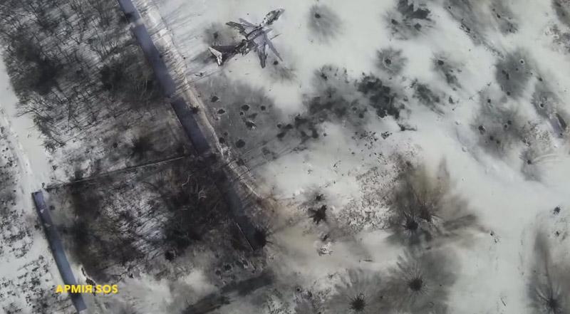 Ukraine: Sân bay Donetsk hoang tàn dưới đạn pháo - 2