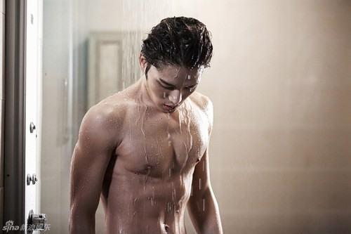 """Tài tử Jae Joong khoe thân hình cực chuẩn trong """"Spy"""" - 2"""