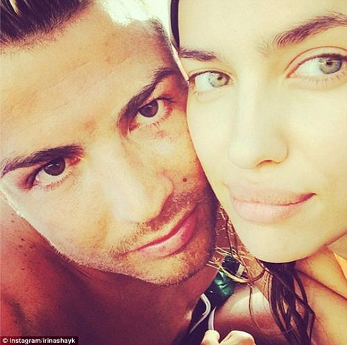 Siêu mẫu Irina Shayk thừa nhận đã chia tay Ronaldo - 5