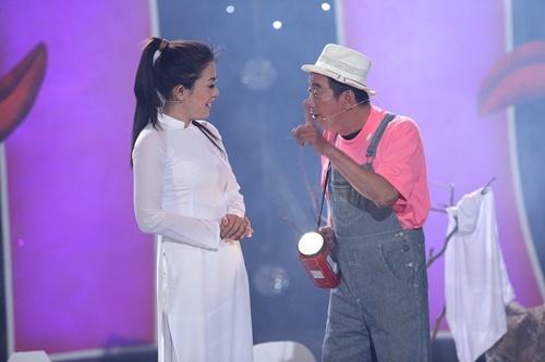 Việt Hương giả danh chủ phòng tập tán tỉnh trai trẻ - 5
