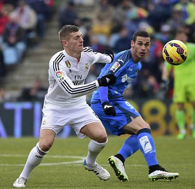 TRỰC TIẾP Getafe – Real: Ronaldo, Bale tỏa sáng (KT) - 3