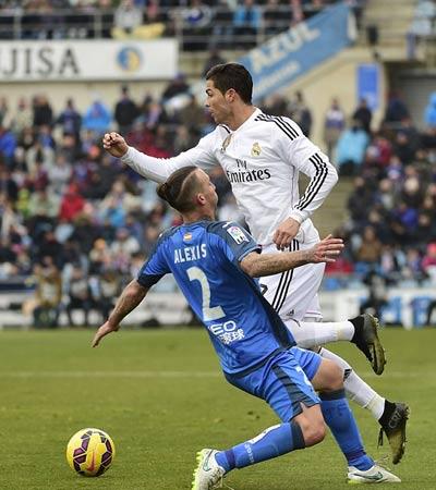 TRỰC TIẾP Getafe – Real: Ronaldo, Bale tỏa sáng (KT) - 4