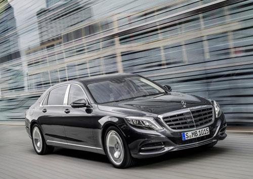 Công bố giá Mercedes-Maybach S600 - 2