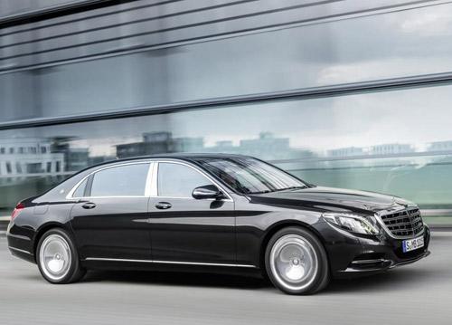 Công bố giá Mercedes-Maybach S600 - 3