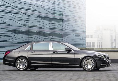Công bố giá Mercedes-Maybach S600 - 4