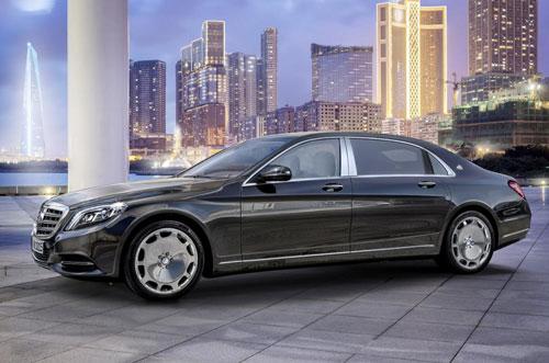 Công bố giá Mercedes-Maybach S600 - 6