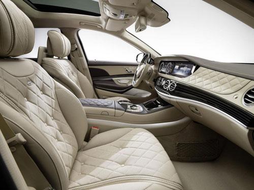 Công bố giá Mercedes-Maybach S600 - 8