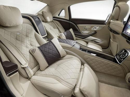 Công bố giá Mercedes-Maybach S600 - 9