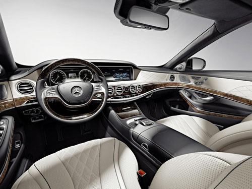 Công bố giá Mercedes-Maybach S600 - 7