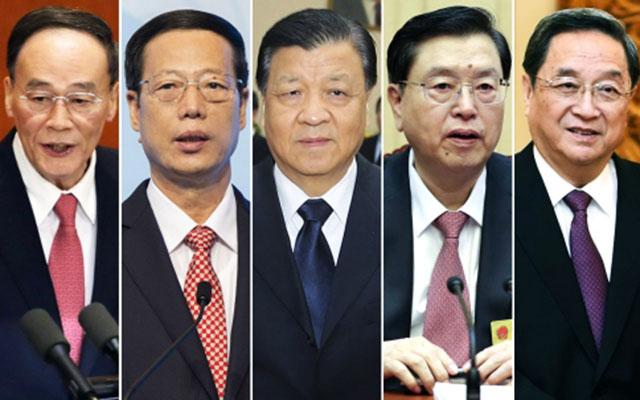 Chủ tịch Trung Quốc rục rịch cải tổ nhân sự cấp cao - 1