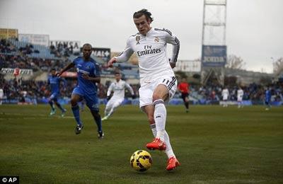 TRỰC TIẾP Getafe – Real: Ronaldo, Bale tỏa sáng (KT) - 5