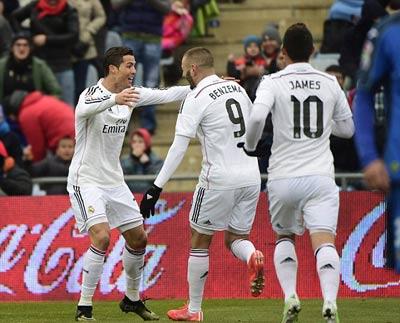 TRỰC TIẾP Getafe – Real: Ronaldo, Bale tỏa sáng (KT) - 6