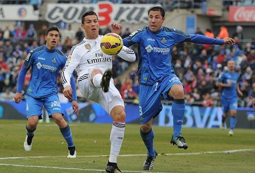 Lập cú đúp, Ronaldo đi vào lịch sử La Liga - 1