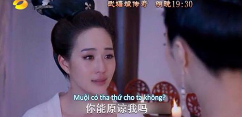 Fan bức xúc vì Từ Huệ không chết dưới tay Võ Tắc Thiên - 2