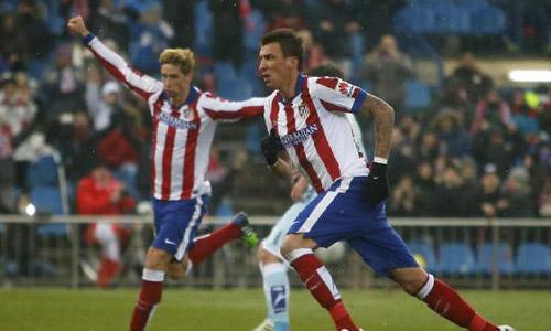"""Atletico - Granada: """"Thần tài"""" gõ cửa - 1"""