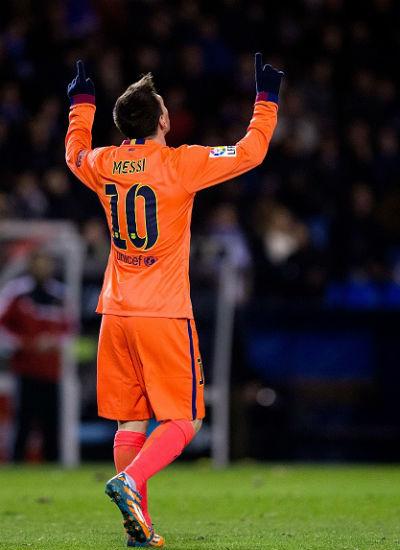 TRỰC TIẾP Deportivo - Barca: Messi lập hat-trick (KT) - 5