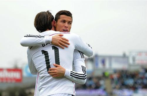 """Real đại thắng: Tôn vinh """"Ngài kỷ lục"""" Ronaldo - 2"""