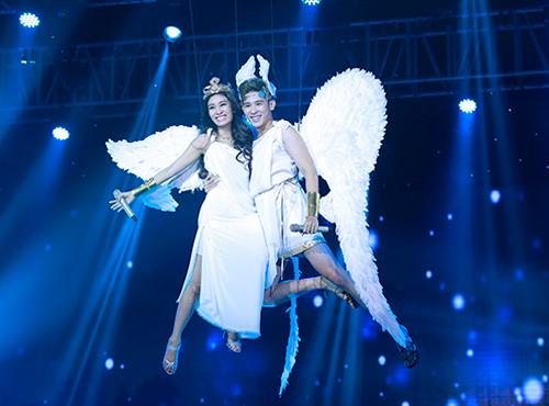 Dương Hoàng Yến, Hà Duy đăng quang Cặp đôi hoàn hảo - 8