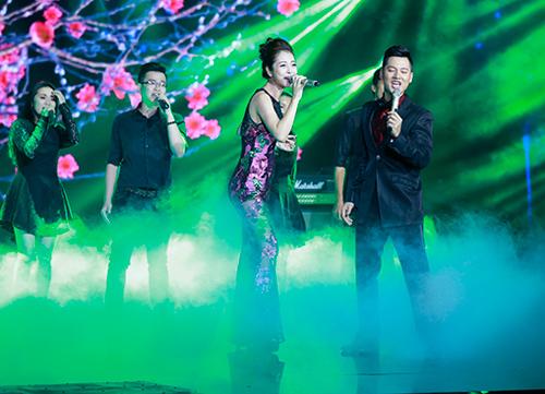 Dương Hoàng Yến, Hà Duy đăng quang Cặp đôi hoàn hảo - 4