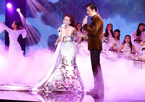 Dương Hoàng Yến, Hà Duy đăng quang Cặp đôi hoàn hảo - 6