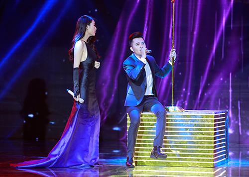 Dương Hoàng Yến, Hà Duy đăng quang Cặp đôi hoàn hảo - 7