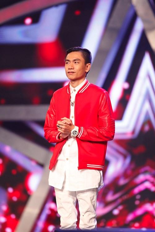 Thí sinh uống nhầm axit bị loại khỏi Vietnam's got talent - 1
